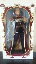 Authentic DISNEY Prince Phillip Sleeping Beauty Limited ed. Doll n.49 of 3500