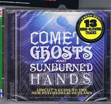 ENTRANCE / OAKLEY HALL / COMETS ON FIRE + Comets Ghosts UNCUT CD 2007