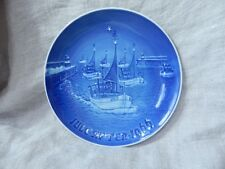 Vintage Royal Copenhagen Bing and Grondahl Christmas Plate 1966