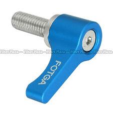FOTGA Metal M5 thread Knob L Screw WingNut for 15mm rod clamp rail follow focus