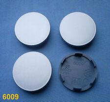 (6009) 4x Nabenkappen Nabendeckel Felgendeckel 60,0 / 56,0 mm für Alufelgen