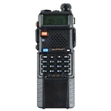 Baofeng Dual Band UV-5R VHF/UHF Portable Ham Two Way Radio + 3800mAh Battery