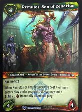 WORLD OF WARCRAFT WOW TCG PROMO FOIL : REMULOS, SON OF CENARIUS