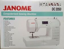 NEW Janome DC2050 Computerised Sewing Machine BRAND NEW IN THE BOX AUS