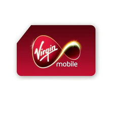 Virgin Mobile Triplo PAYG SIM CARD