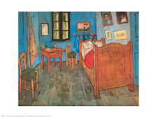 """Bedroom at Arles"" by Vincent van Gogh - Fine Art Print - 24 x 30"
