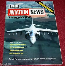 Aviation News 16.5 Highland Express,Skyraider,Kawashini Emily