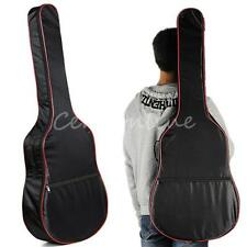 Guitar Back Shoulder Bag Classical Acoustic Soft Carry Case Full Size