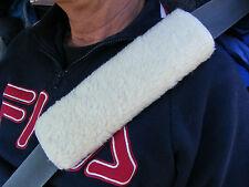 seat belt cover 100% Merino Wool