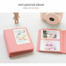 2NUL Photo Album Fuji Fujifilm INSTAX MINI 50s 7 8s 90 instant film INDI PINK