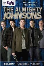 Almighty Johnsons: Season 1 LIKE New DVD! Ships Fast!