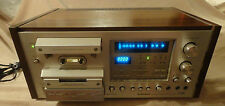 RARE! Pioneer CT-F1250 3-Head Cassette Deck Made In Japan 120/220/240V READ!