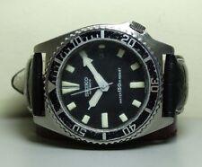 Vintage seiko sports automatique date bracelet montre acier homme antique 794229 H606