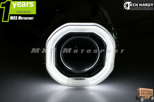 Honda Unicorn Headlight HID BI-XENON CREE Ring Square Projector