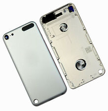 Genuine Metal Back Cover Battery Housing Door For iPod Touch 5th Silver