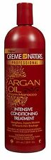 Creme of Nature Intensive Conditioning Treatment Argan Oil From Morocco, 20 oz