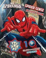 Marvel Spider-Man Spider-Sense Activity Book by Parragon (Paperback, 2014)