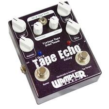 Wampler Faux Tape Echo Guitar Delay Pedal w/ Tap Tempo Store On Return Sale~!