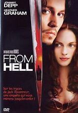 DVD *** FROM HELL *** neuf sous cello