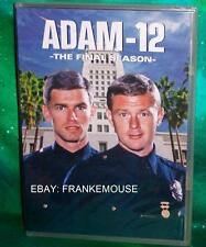 NEW ADAM 12 COMPLETE SEVENTH 7TH FINAL SEASON 7 SEVEN TV 4 DISC DVD SET 1974