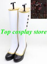Borderlands Mad Moxxi cos Cosplay Boots Shoes shoe boot hand made new come