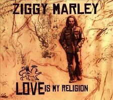 Love Is My Religion Ziggy Marley Music-Good Condition