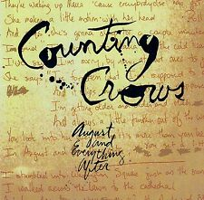 COUNTING CROWS : AUGUST AND EVERYTHING AFTER / CD (GEFFEN RECORDS 1993)