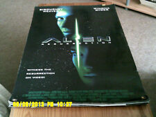 Alien Resurrection (sigourney weaver, winona ryder) A2+ Movie Poste