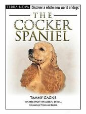 The Cocker Spaniel Hardback Book(Terra Nova Series) NEW w/Training DVD