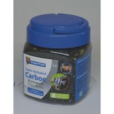 SuperFish Filter Media Super Activated Carbon 500ml Fish Tank Aquarium Filtratio