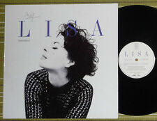 LISA STANSFIELD, REAL LOVE, LP 1991 GERMANY 1ST PRESS A2/B1 VG+/EX WITH INNER/SL