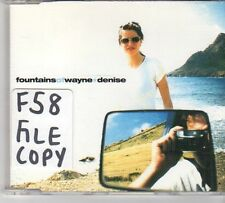 (EW201) Fountains Of Wayne, Denise - 1998 CD