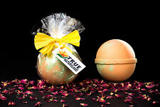 2 Fizzy Bath Bombs Extra Large with Shea Butter 24 lush scents wedding favours