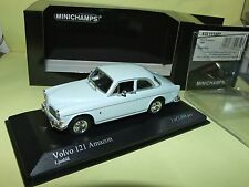 VOLVO 121 AMAZON 1966 Bleu clair MINICHAMPS 1:43