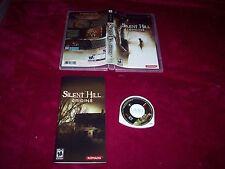 Silent Hill Origins (Sony PSP, 2007)