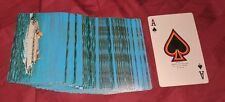 Bolero Oslo Cruise Lines Playing Cards Complete Deck SHIP BOAT RARE HTF VINTAGE
