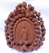 Arbol de Vida, Tree of life Virgin Guadalupe with Roses