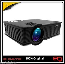 2016 EGATE I9 NEW ARRIVAL  LED Projector Home Cinema Theater HDMI USB HD