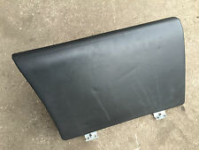 Range Rover P38 LHD Glove Box in Black Leather
