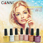 CANNI Profi UV&LED Gel Nagellack - Base Coat,Top Coat-Farben von 01- 55