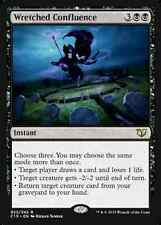 Wretched Confluence NM Commander 2015 MTG  Magic Cards Black Rare