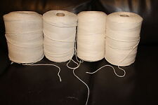 10 KILOS 100% NAT COTTON Shabby Rustic Style 16 ply String, Twine  Craft Making