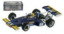 Spark 43in72 mclaren m16b # 66 winner indy 500 1972-Mark Donohue, échelle 1/43,