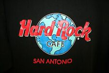 Vintage 90's Hard Rock Cafe San Antonio Texas T-Shirt Mens XL Austin Waco