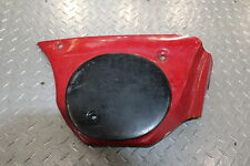 1972 RICKMAN 250 MX RIGHT REAR BACK SIDE NUMBER PLATE FAIRING COWL COVER