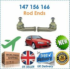 Fits Alfa Romeo 147 156 166 2001 2009 Two Tie Track Rod Ends x2 NEW OE Quality!!