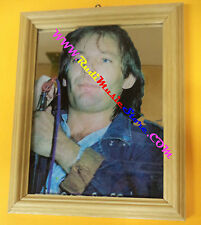 Specchio mirror VASCO ROSSI anni 80 12x17 cm vintage *no lp cd dvd vhs mc