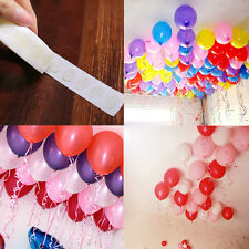 100pcs/lot New Stickers Point Foil Balloons Glue Wedding Party Supplies