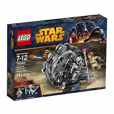 LEGO Star Wars 75040 General Grievous' Wheel Bike - LegoOriginals