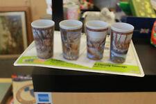 Wild Wings 4 Deer Cups